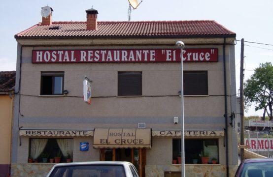 Restaurante-Hostal en Venta o Alquiler con opción a Compra &#8220&#x3B;El Cruce&#8221&#x3B; en Ctra. de la Aguilera, Aranda de Duero