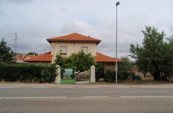 Casa con parcela en Venta, C/ San Roque, Castrillo de la Vega